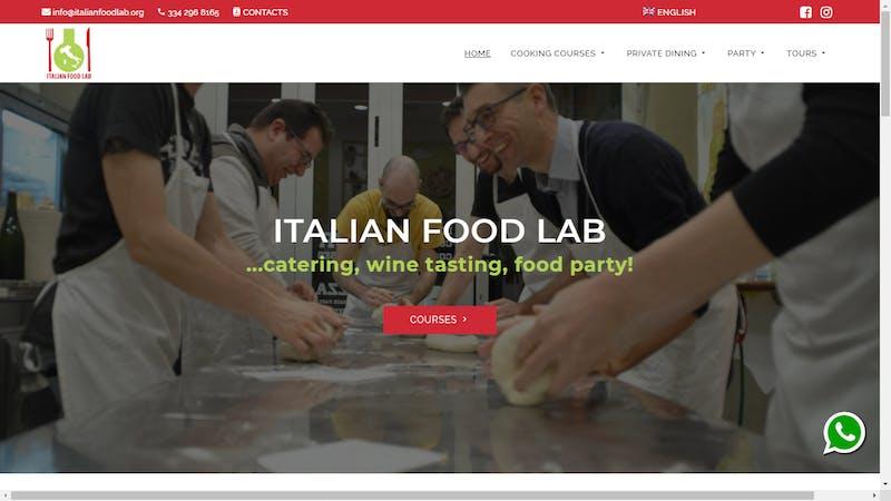 Italian Food Lab