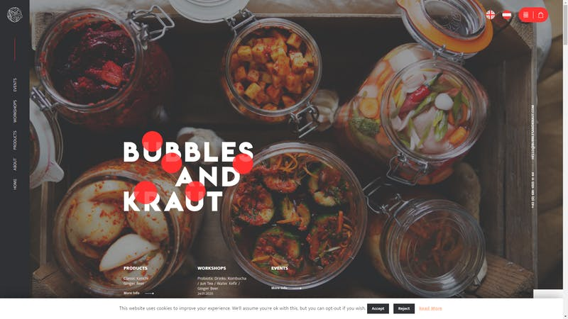 Bubbles and Kraut Cooking Class