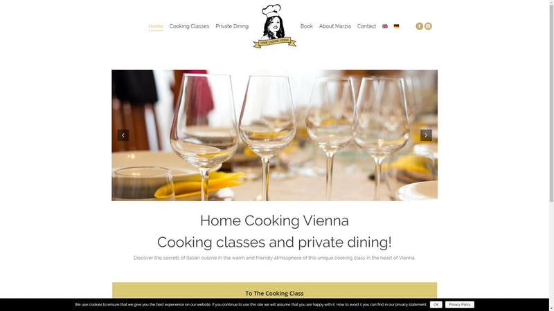 Home Cooking Vienna