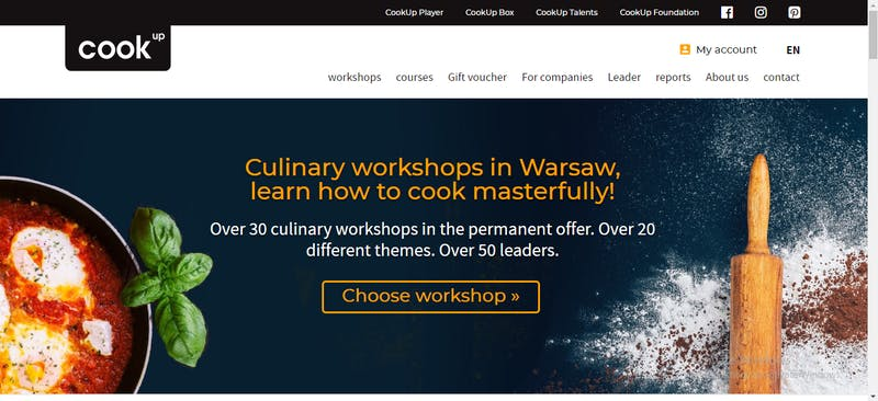 CookUp Culinary Studio