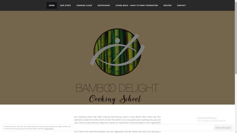 Bamboo Delight