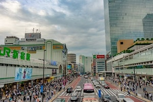 From <a href='https://airkitchen.me/list/shinjuku/' style='text-decoration: underline'>Shinjuku</a> Station to Yokohama Station
