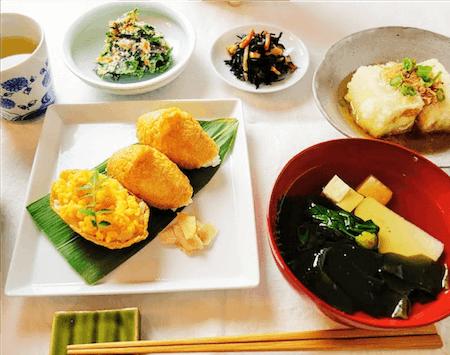 Tofu dish for vegetarian