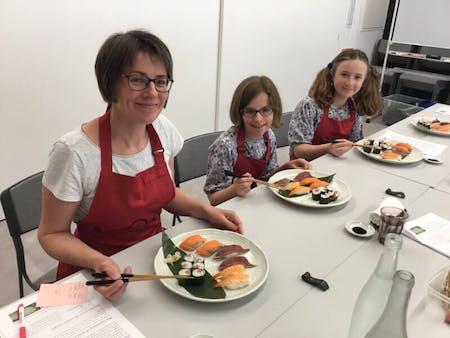 Sushi Making Class (Minimum number participant:5)