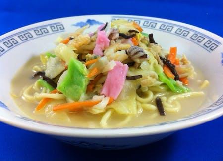 Let's make Nagasaki cuisine (Nagasaki Champon)together.
