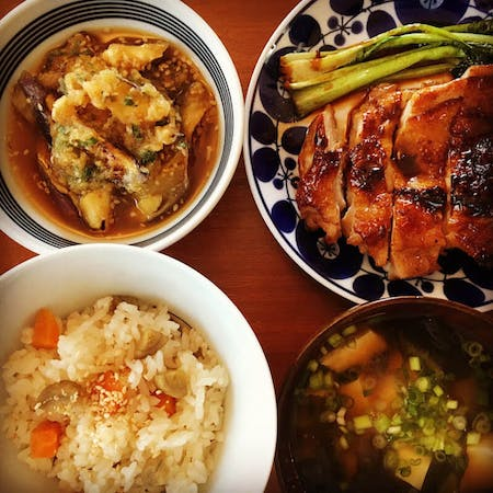 Let's cook home style of food with local chef sato! (Evening class 6PM-8:30PM)