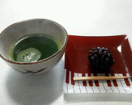 Tea ceremony and Wagashi(Japanese traditional sweets)making class