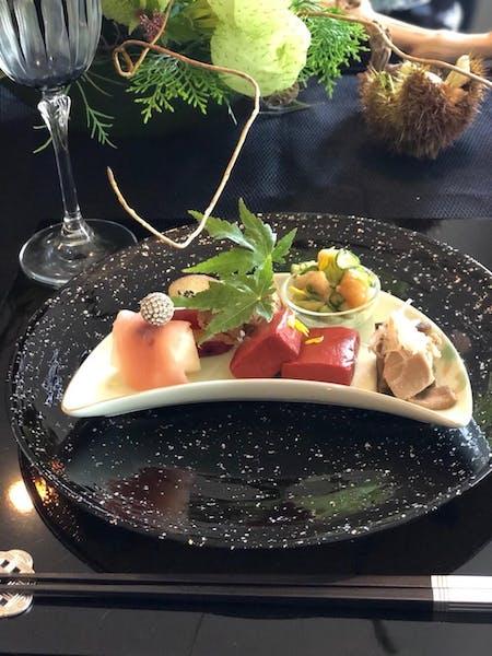 Home made Japanese food