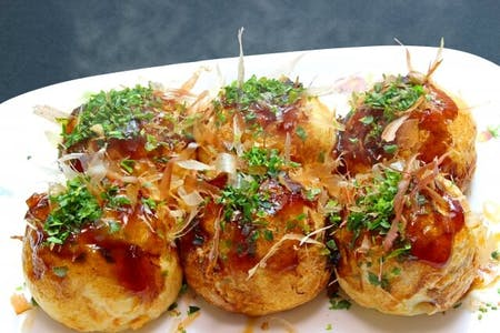 Let's Takoyaki Party (Octopus Ball)