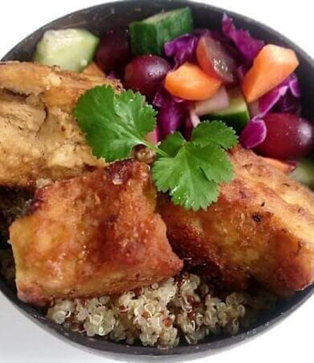Koya Tofu nuget  cooking class