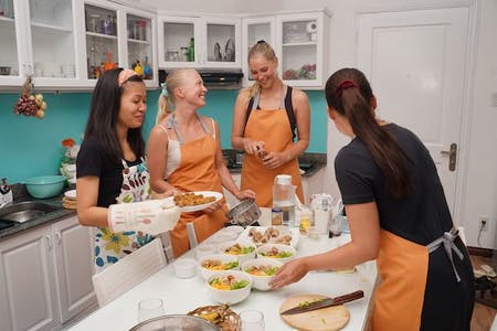 Authentic Vietnamese Home-style Cooking Class