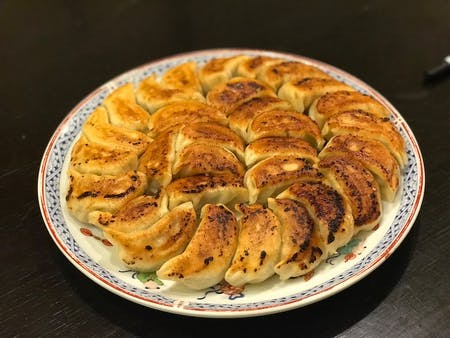 GYOZA - JAPANESE DUMPLINGS FROM SCRATCH