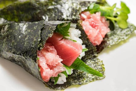 Homemade Temaki Sushi Making Experience