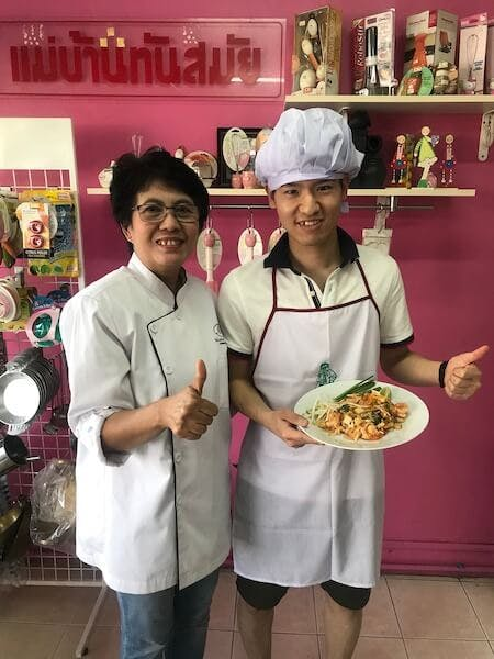 Pad Thai Cooking Class in Bangkok