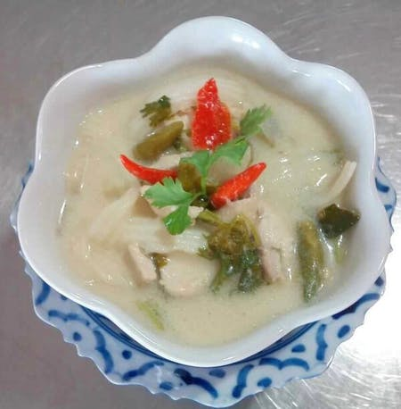 Kia Tom Kha Cooking Class in Bangkok
