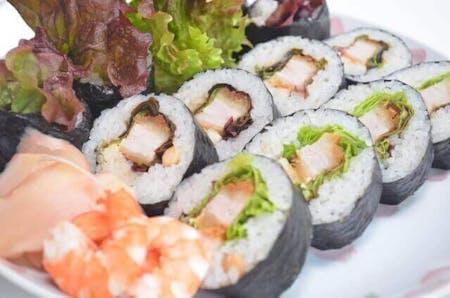 Sushi Making Experience!