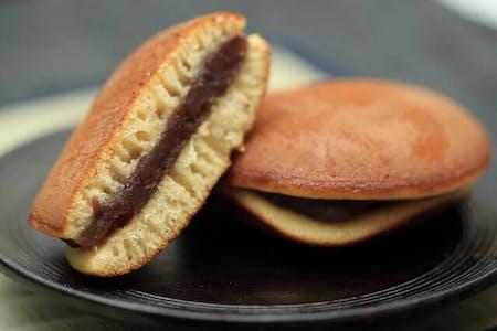 Dorayaki sweets making and Matcha Tea experience