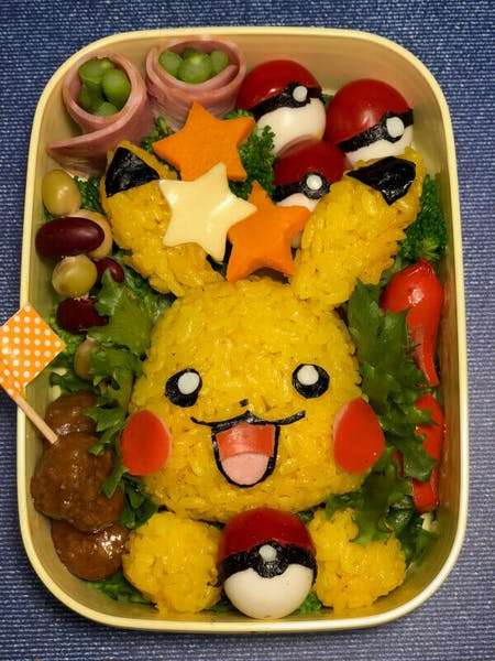 Character Bento  Cooking Class