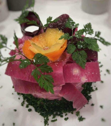 Vegedeco salad