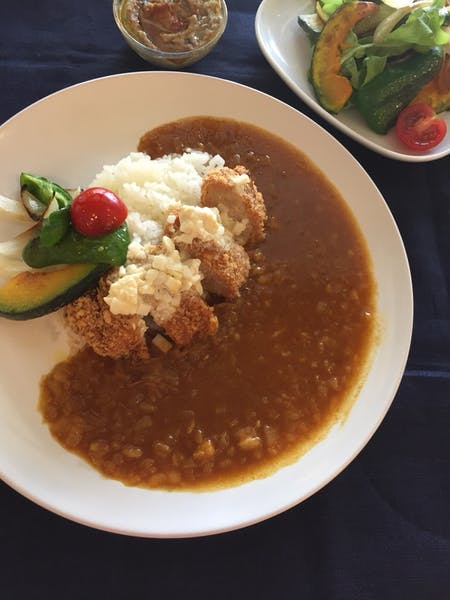 Vegan Cutlet Japanese Curry