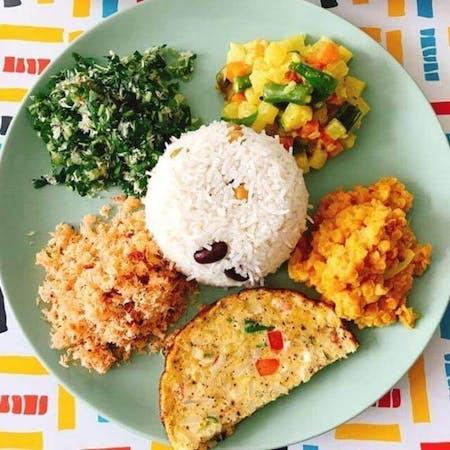 Mohan's Healing food