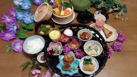 Vegan Japanese home cooking