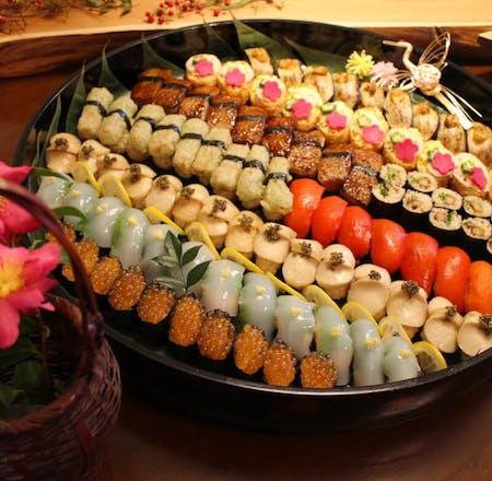 Organic Vegan Sushi
