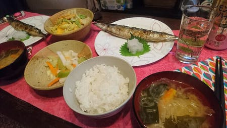 Hitsumi (traditional food from my home town)