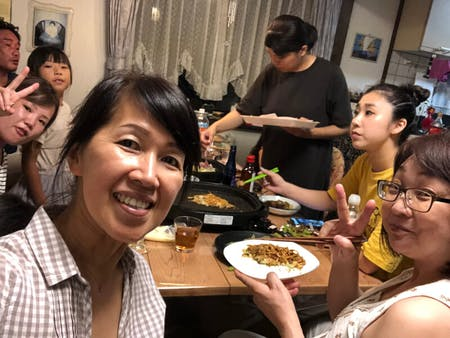 Let\'s make a Japanese party menu with me