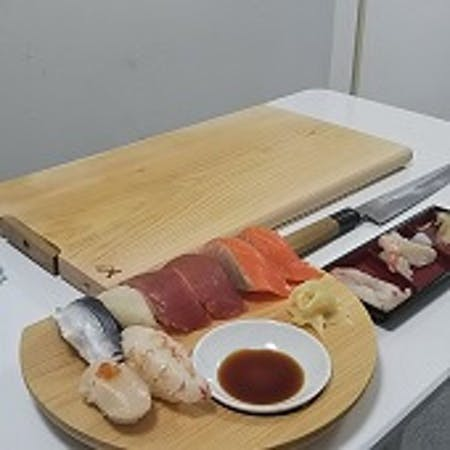 Enjoy Sushi Making and Eating in your room