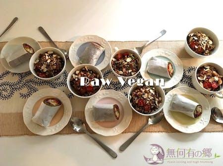 Japanese Raw Food