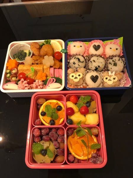Character lunch box
