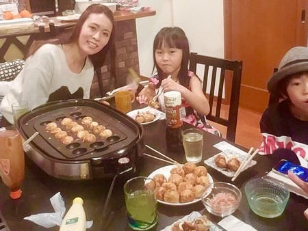 Takoyaki Lunch Party!