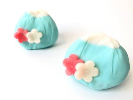 Enoshima-Kyora-Wagash (Japanese sweets)