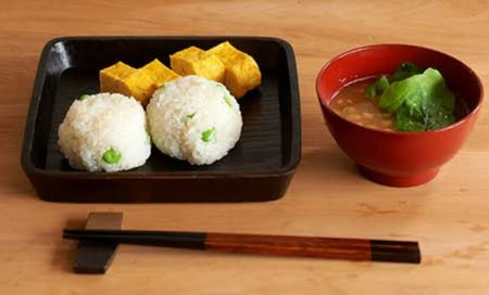 Easy home cooking at home !Japanese breakfast