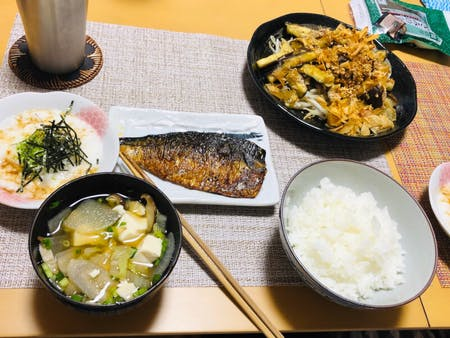 Japanese and Osaka food