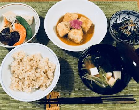 Tofu Dish Cooking