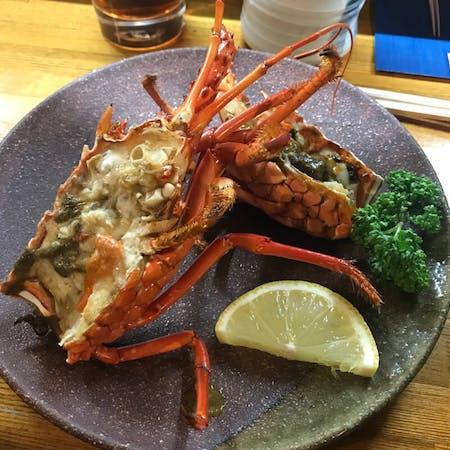 Local Japanese cuisine