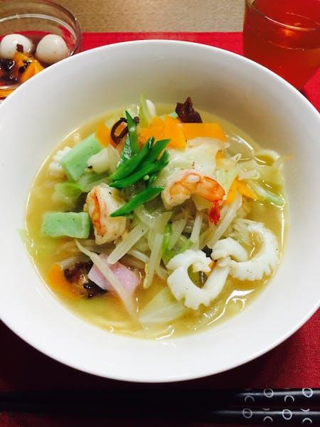 Let's make Nagasaki's local cuisine, Champon!