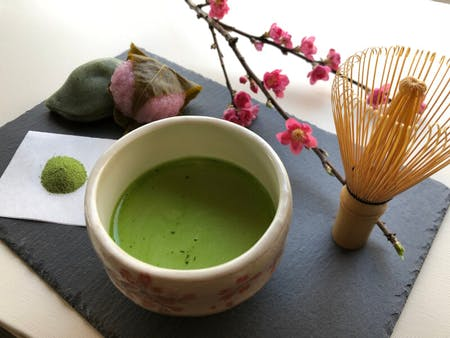 Tea Ceremony(Matcha) & Japanese sweets