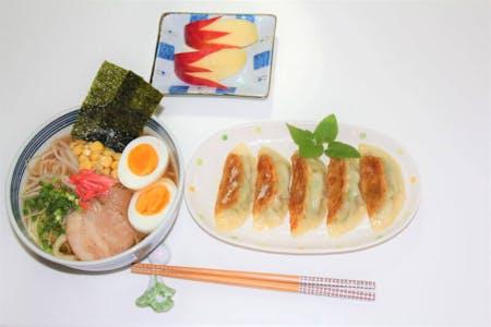 Healthy Hakata soy sauce ramen popular with women