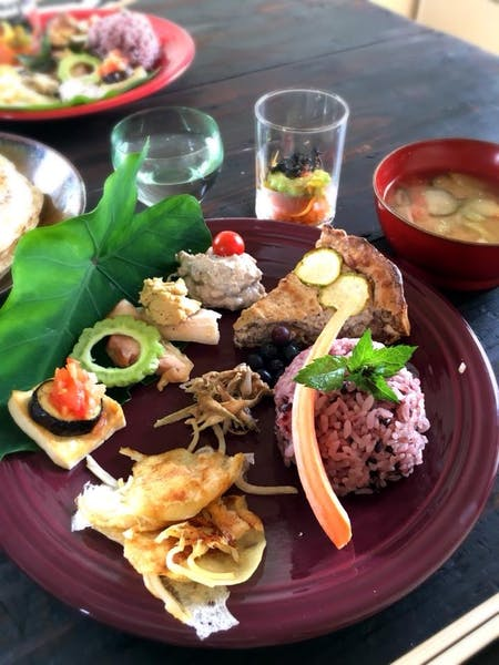 Japanese fermented foods and traditional food