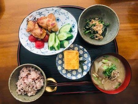 ICHIJU-SANSAI + TEA CEREMONY