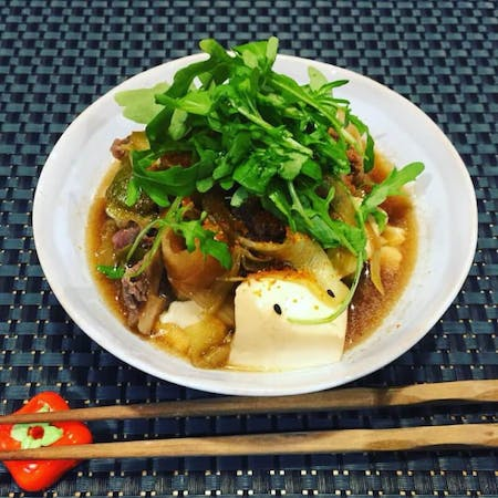One of the most iconic dish from Japan is called \