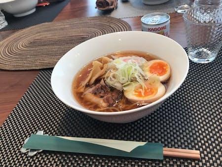 Make your own Ramen noodle!!