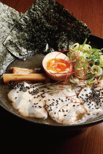 Musoshin Ramen Noodle Workshop in Gion Kyoto City!
