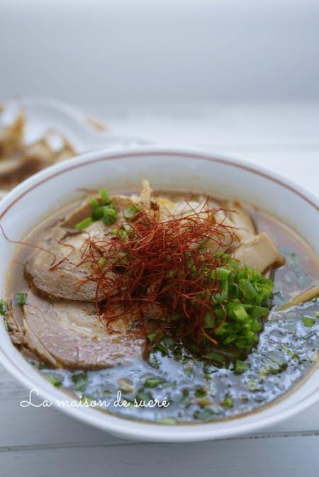 All handmade dumplings and miso soup ramen\r\n\r\n所有手工饺子和酱汤拉面