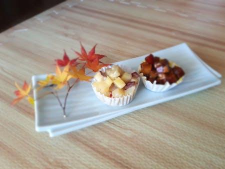 Autumn Taste Demon Manju