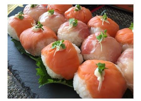 Temari Sushi and Inuyama Castle Tourism!