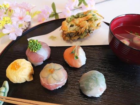 Japanese Festive dishes! Sushi & Tempura
